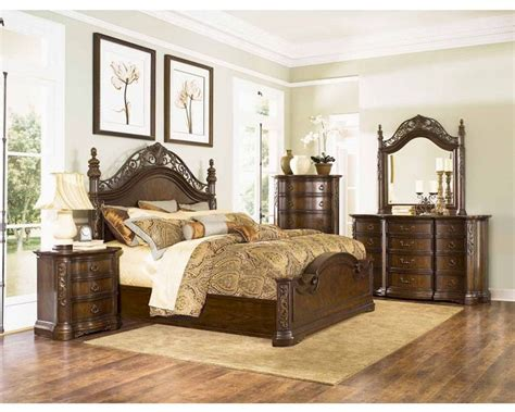 magnussen bedroom set villa corina mg b1604set