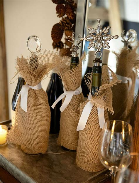 Wine Decorating Ideas by 34 Awesome Ideas For Decorating With Wine Bottles Sortra