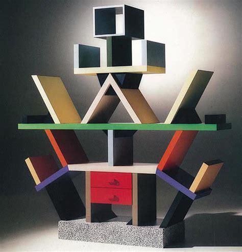 libreria sottsass ettore sottsass italian architect and designer 1917