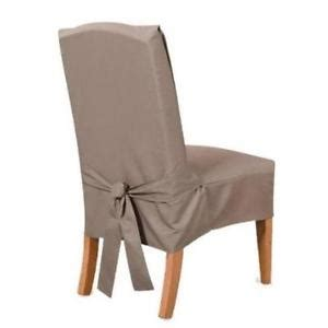 Dining Room Chair Slipcovers With Arms by Chair Covers Soft Furnishings Ebay