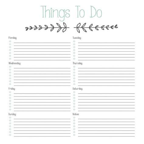 printable to do list com to do list task list templates