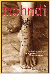 libro body art libro de mehndi pintura de arte corporal de henna