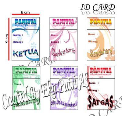 design id card dengan corel draw tips membuat id card coretan saya