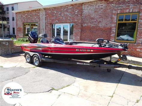 triton bass boat accessories used triton bass boats for sale page 1 of 8 boat buys