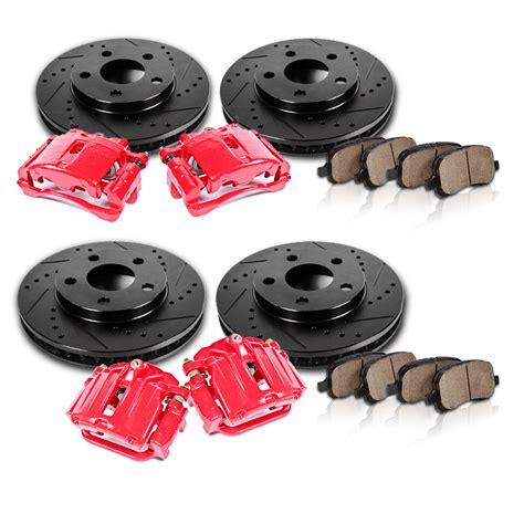 2012 honda accord brake pads front and rear brake calipers rotors pads honda