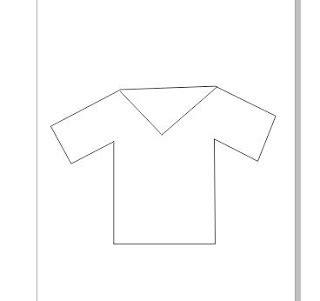 Kaos Kode Tukang Foto membuat desain kaos sendiri di coreldraw dengan mudah