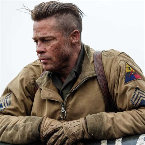 army haircut fury 20 ideas about brad pitt fashion trends and hairstyle