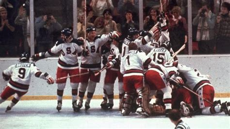 Miracle The Hockey Miracle On Is 36 Years Today Celebrate By It Again La Times