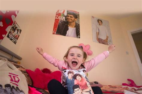 Meet One Direction 1d Condition she s one direction s fan but epilepsy means she