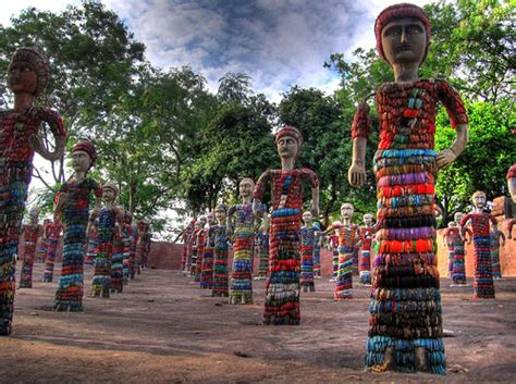 rock garden nek chand nek chand saini contemporary indian