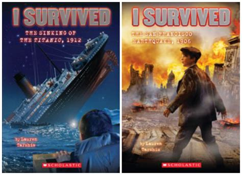 i survived the sinking of the titanic friday reads