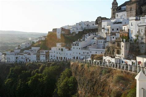 la spain arcos de la frontera a southern spain pueblo blanco the