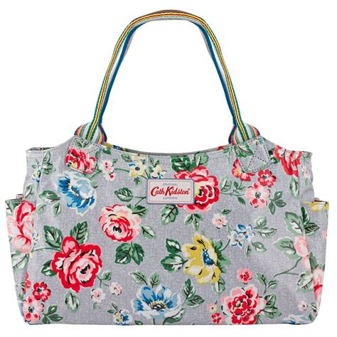 Tas Cathkidston Cath18 Backpack Bag cath kidston rainbow day bag floral vintage day bag