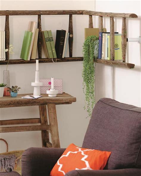 diy ladder shelf ideas easy ways to reuse an ladder