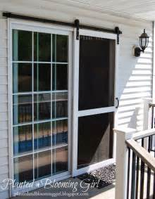 cure 4 decor sliding screen door