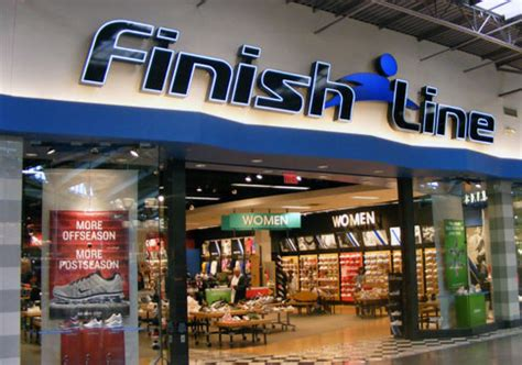 sports park shoe store finish line great lakes crossing outlets