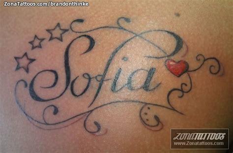 imagenes que digan sofia imagenes de tatuajes con el nombre sofia imagui