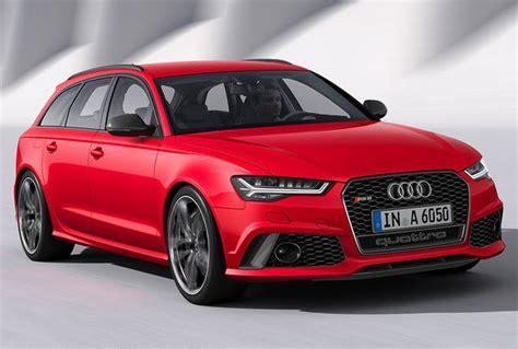 Audi A6 Quattro 2015 by 2015 Audi A6 S6 Rs6 Avant And Allroad Quattro Price Specs