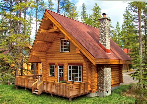 log cabin builder american log crafters log home builder plans