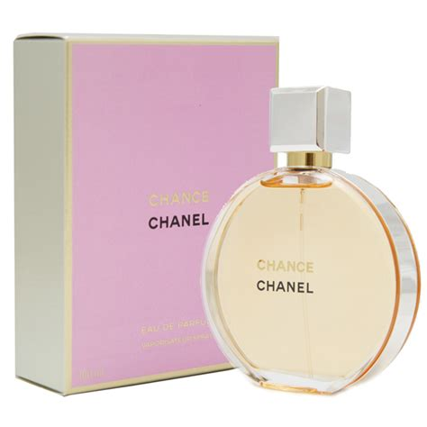 Parfum Chanel Chance Original ff1280 is chanel s chance 100ml bottle fragrance collection