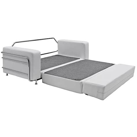 silver  convertible sofa bed   softline