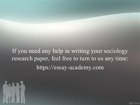 Sociology Research Paper Topics by Sociology Research Paper Topics