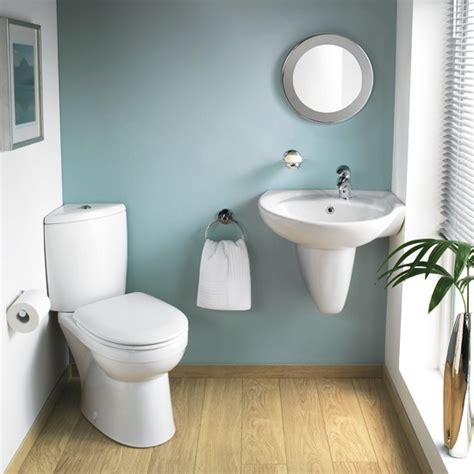 galerie optimise suite from twyford bathrooms cloakroom
