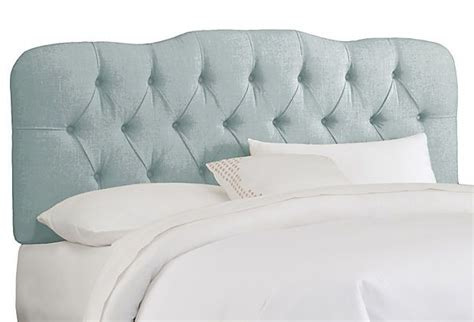Light Blue Tufted Headboard by Davidson Tufted Headboard Light Blue Home Sweet Home
