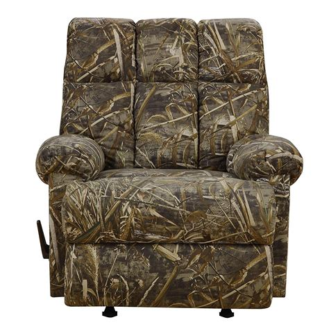 camouflage recliners cheap realtree camo seat cushions hunters specialties