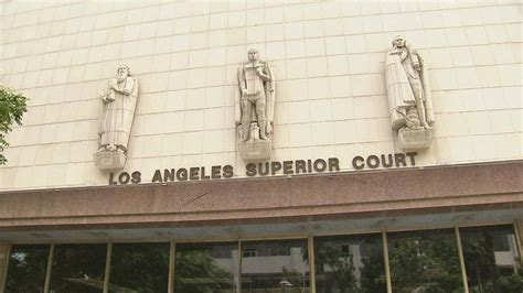 Los Angeles County Civil Court Search Los Angeles Superior Court Upgrades Telephone System Upgrades With New Fax Numbers