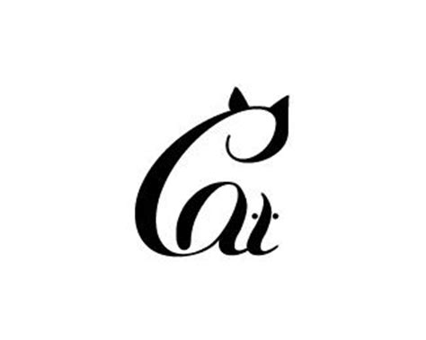 tattoo logo photoshop logo design cats abduzeedo graphic design inspiration