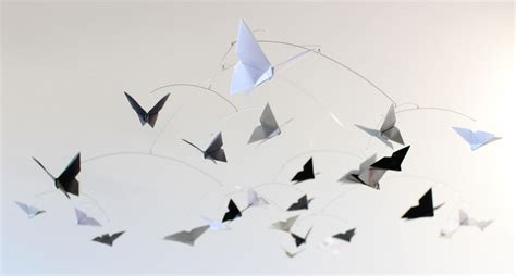 Origami For Sale - the timeless crane hanging origami mobiles for sale bird
