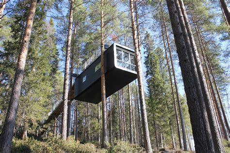 tree hotel sweden treehotel sweden travelmodus
