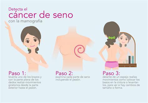 el secuestro de mam detecta el c 225 ncer de seno con la mamograf 237 a