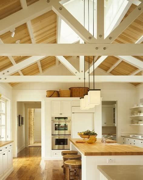 Cathedral Ceiling Kitchen Lighting Ideas by 100 Best Images About Kitchen Design On Pinterest