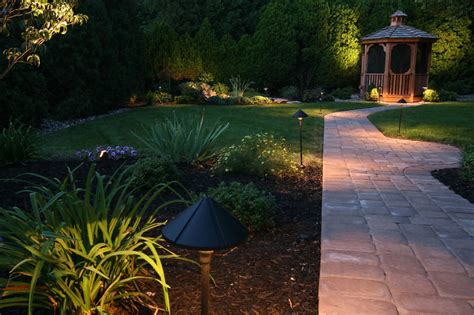 low level garden lighting 5 dramatic landscape lighting ideas for your home