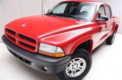 dodge dakota bench seat sell used dodge dakota sport pickup truck super low miles new tires in glen allen