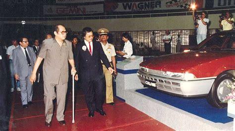 Tv Mobil Jakarta mobil perubahan nama pameran gaikindo pertama kali di 198