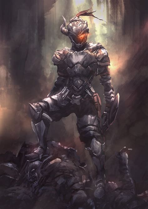 R Anime Goblin Slayer by Matias Habert Goblin Slayer Fanart