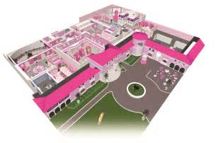 Barbie Dream House Floor Plan Barbie Dreamhouse Layout Zara Stone