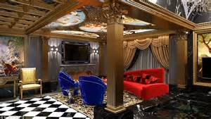 Royal Blue Bedroom the most luxurious hotel in the world the 13 in macau