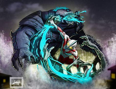 ultraman fan film kaiju vs ultraman crossover partners and duels