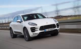 Used Porsche Macan Turbo Car And Driver