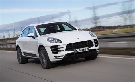 porsche macan 2015 car and driver
