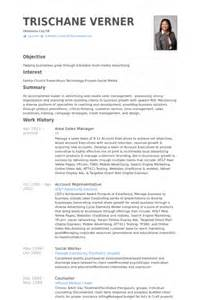 Resume Sles For Managers Area Sales Manager Resume Sles Visualcv Resume
