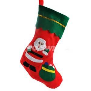 red christmas decorations socks for kids lovely christmas
