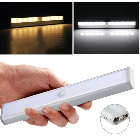 Forecum Brand Led Plastic Cover Under Cabinet Light For Cabinet Lighting Covers