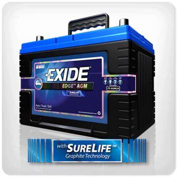AGM auto / car battery / automotive battery / truck