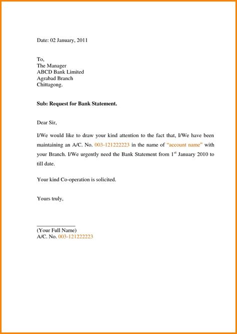 authorization letter for opening new bank account letter format for new bank account opening new bank