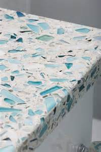 sea glass countertops the world s catalog of ideas